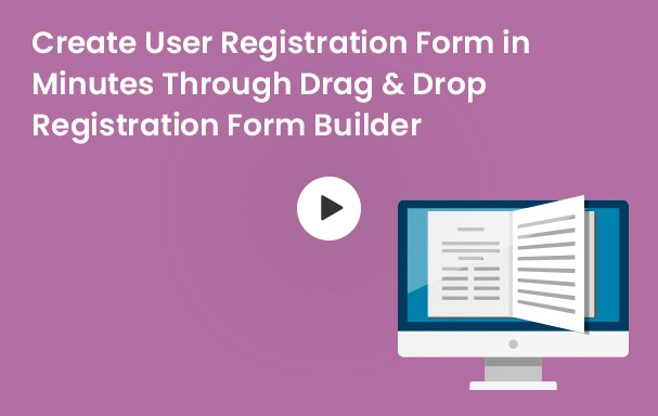 Drag and Drop Registration Form Builder