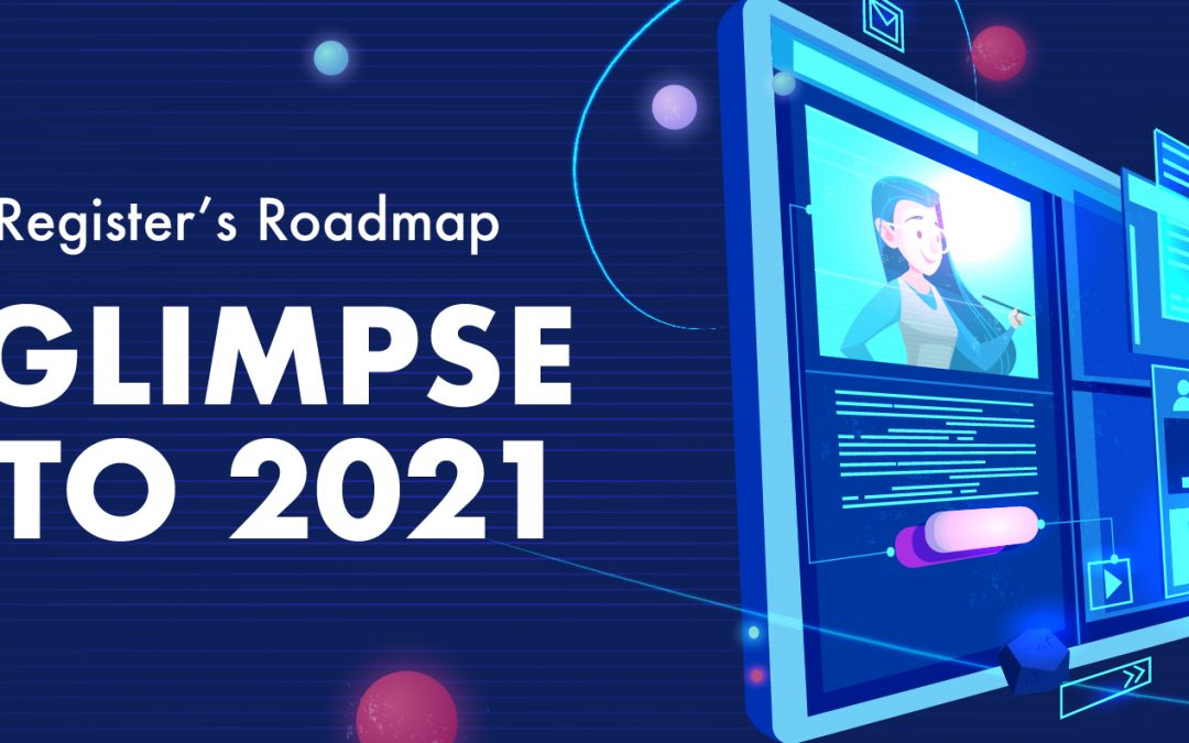 Pie Register's Roadmap – A Glimpse into 2021